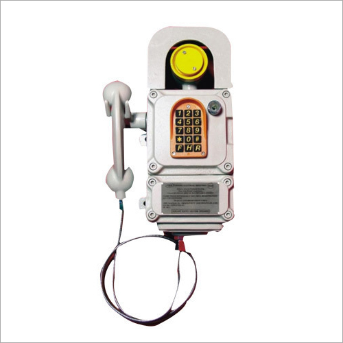 Flameproof and Explosion Proof Telephone Set