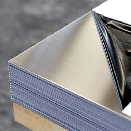 444 Stainless Steel Plate