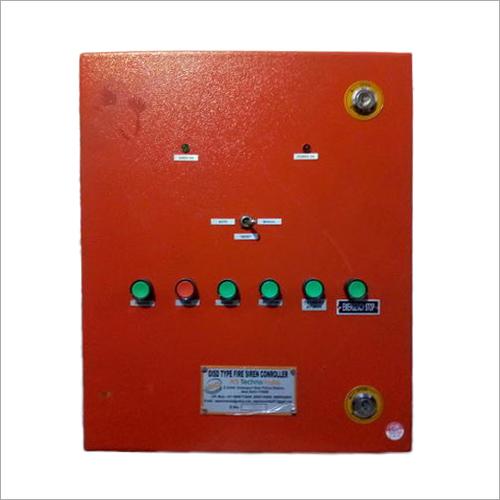 OISD Type Fire Siren Controller