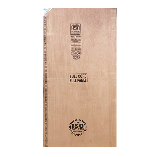 Door Plywood Sheet