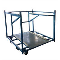 Iron Pallet Trolley
