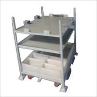 Pallets Trolley with PP