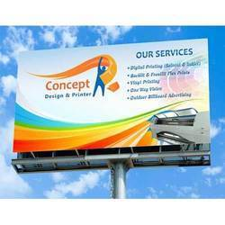 Pvc Led Outdoor Advertising Hoardings