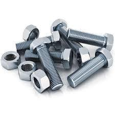 Stainless Steel Nut Bolt
