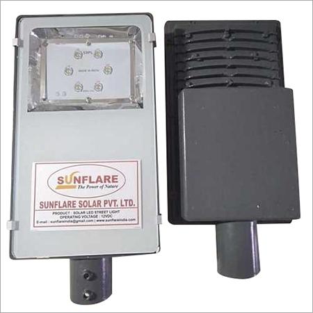 Solar Semi Integrated Street Light