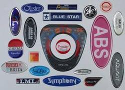 Dome PU Sticker