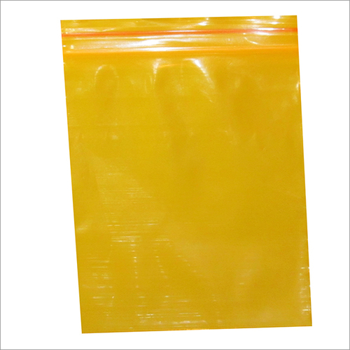 Ldpe Zip Lock
