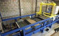 Metal anodizing machine
