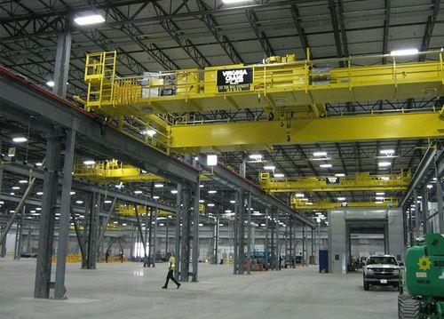 Crane automation & service