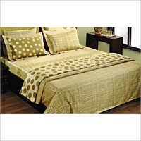 Polka Print Bed Sheet