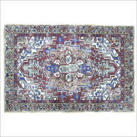 Bharat Exim International Multi Colour Persian Carpet Rug, Size 68 Feet