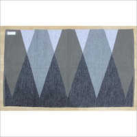 Bharat Exim International Printed Rug, Size 46 Feet