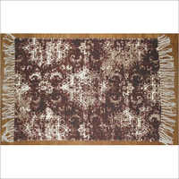Bharat Exim International Vintage Rug, Size 5 feet by 7 feet