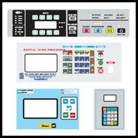 Electrical Control Panel Sticker