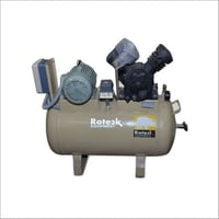 High Pressure Piston Air Compressor