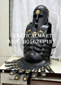 NAUTICALMART Halloween Wearable Costume Medieval Muscle Jacket