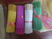 Good quality of unscented incense stick / Agarbatti
