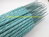 Silver Green Incense Sticks