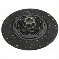 Clutch Plate Volvo FM400/FM440 Manual