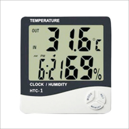 Temperature Humidity Display Meter