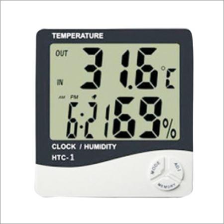 Temperature Humidity Display Meter