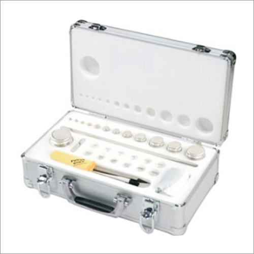 E2 Analytical Weight Box