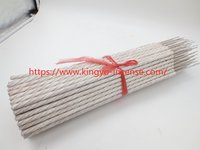 Silver White Spiral Incense Sticks