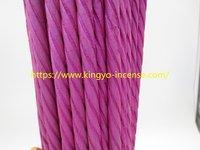 Silver Rose Red Spiral Incense Sticks