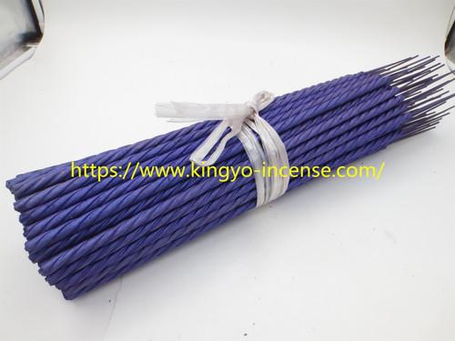 Silver Purple Spiral Incense Sticks
