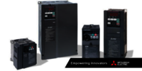 Mitsubishi VFD(Variable Frequency Drive)
