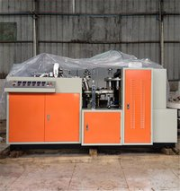 Fully Automatic Paper Cup Machine
