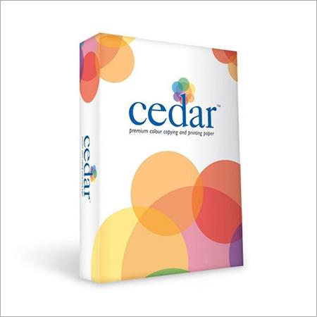 Cedar Copier Paper
