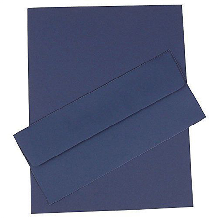 Stationery Paper Sheet