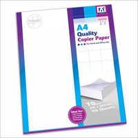 A4 Copier Paper Sheet