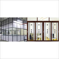 Aluminum Door And Partition
