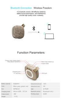 Bluetooth Mini Speaker
