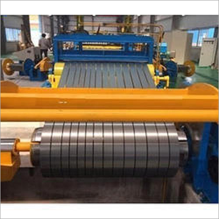 Fully Automatic Steel Coil Slitting Line