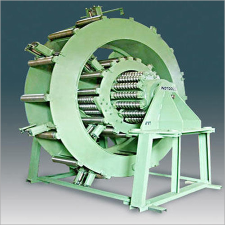 Horizontal Accumulator