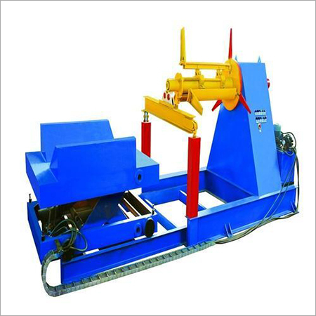 Double Decoiler Roll Machine