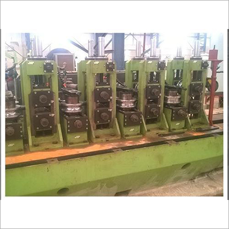 Mild Steel Pipe Making Machinery