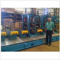 Galvanized Pipe Making Machine