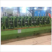 Mild Steel Pipe Making Plant