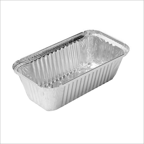 Rectangular Foil Container