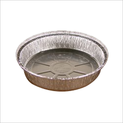 1200ml 9 Inch Round Foil Food Container