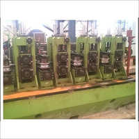 Tube And Pipe Mill Machine