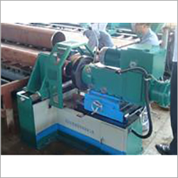 Automatic End Clamfering & Beveling Machine