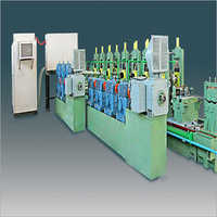 Semi Auto Cut To Length Tube Mill Machine
