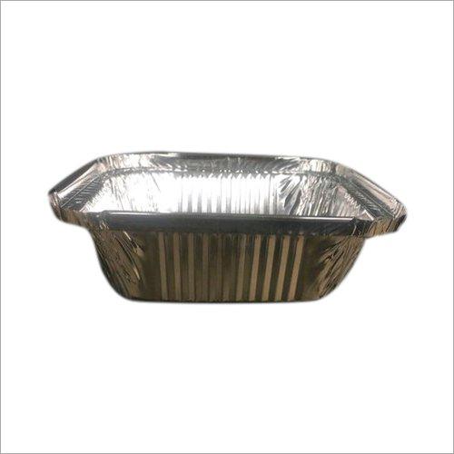 Aluminum Foil Square Container