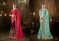 Hand Embroidery Designs For Sarees