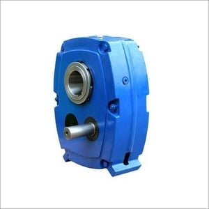 Fenner Shaft Mounted SMSR Helical Gearboxes